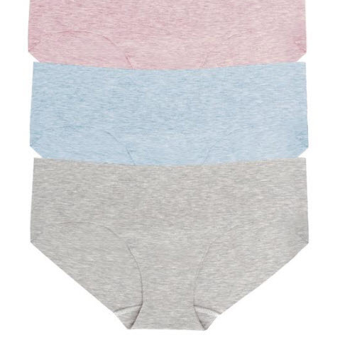 3 Pack Undies Cotton