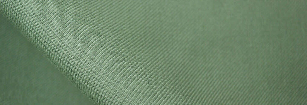 Close up of Cotton Twill Fabric