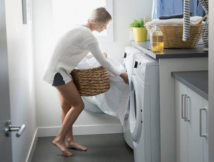 less wrinkled clothes