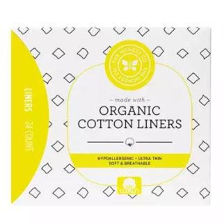 Honest Company Cotton Liners