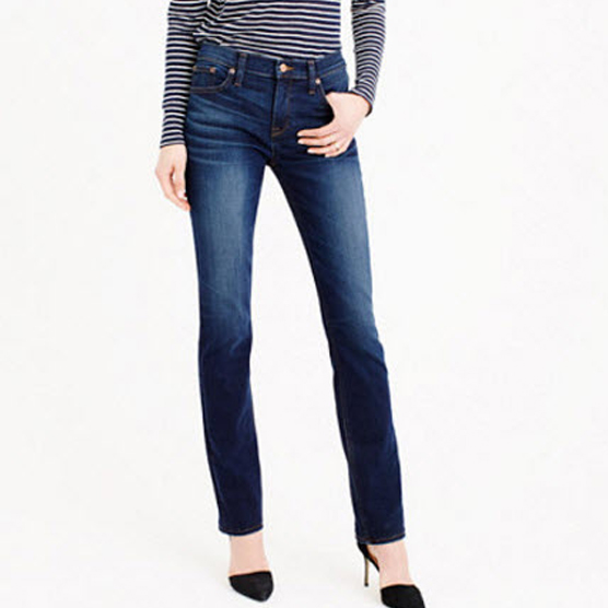 JCREW DarkWash 7EssentialDenim