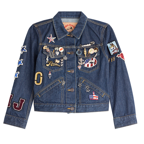 How to upgrade your denim jacket cotton denim jacket with patches and embellishment solutioingenieria Image collections