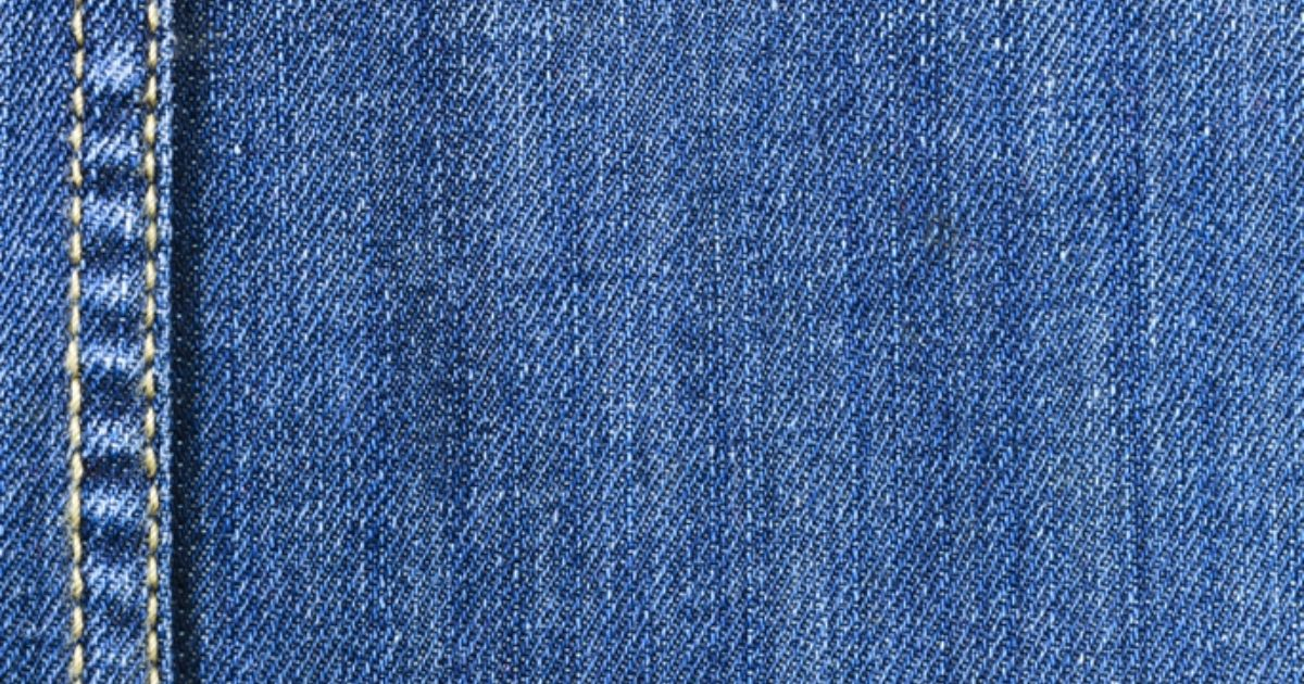 Denim Types Of Cotton Fabrics Cotton