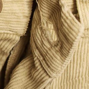 types of cotton corduroy