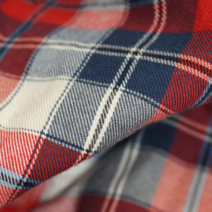 types of cotton plaid
