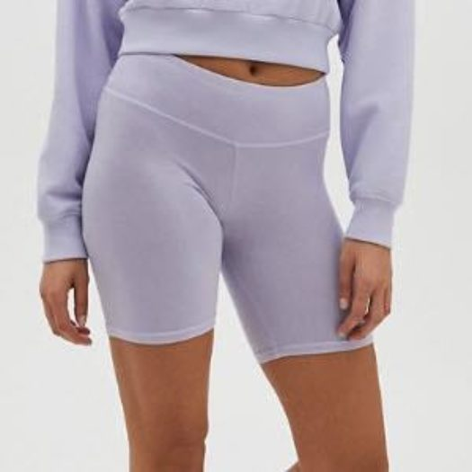 "Equator Short 7"" Mid-rise bike shorts"