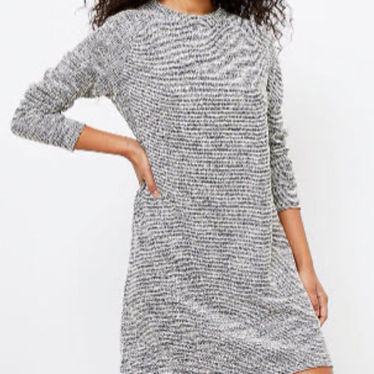 Women's Cotton Shimmer Dress - Lou and Grey