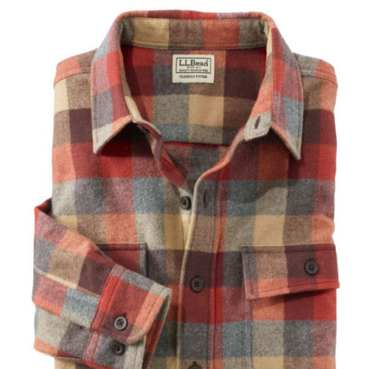 Men's Chamois Shirt