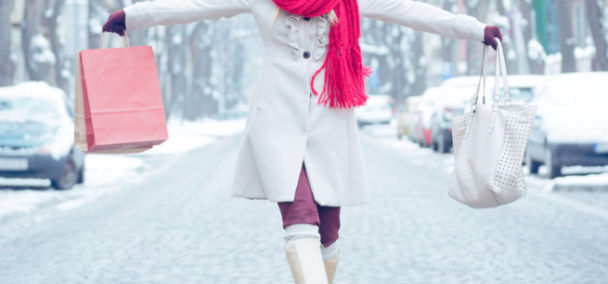 Winter Wardrobe Fashion Square Image