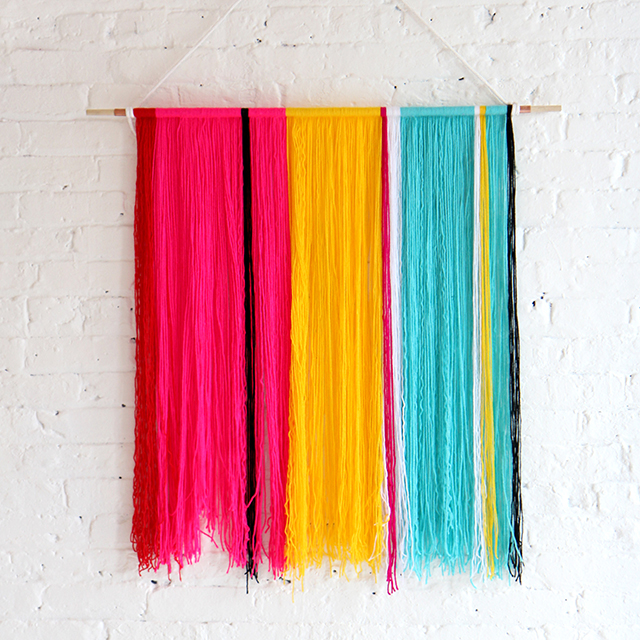 DIY Wall Hanging | DIY | Cotton