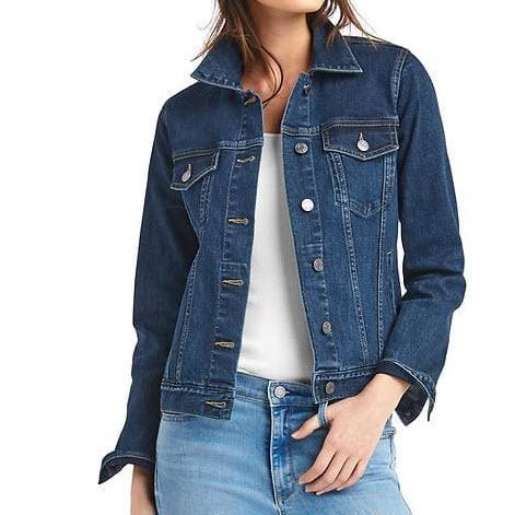 Jean Jacket Women