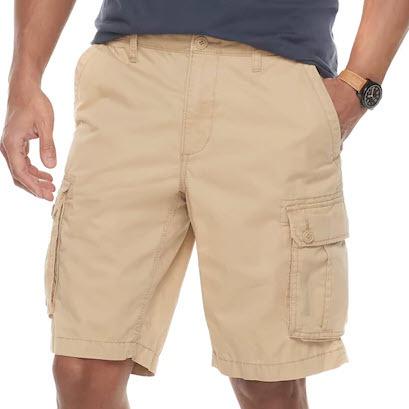 Khaki Shortss