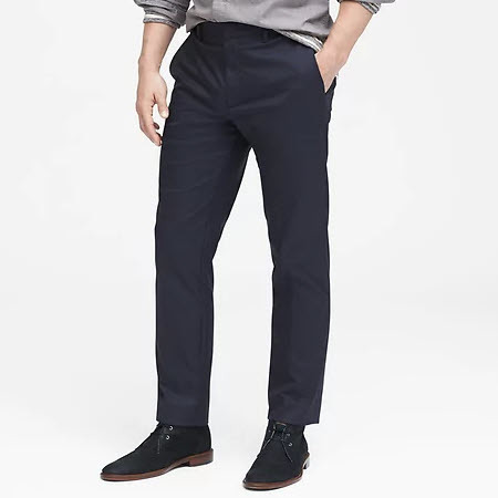 Mens Dress Pants Cotton