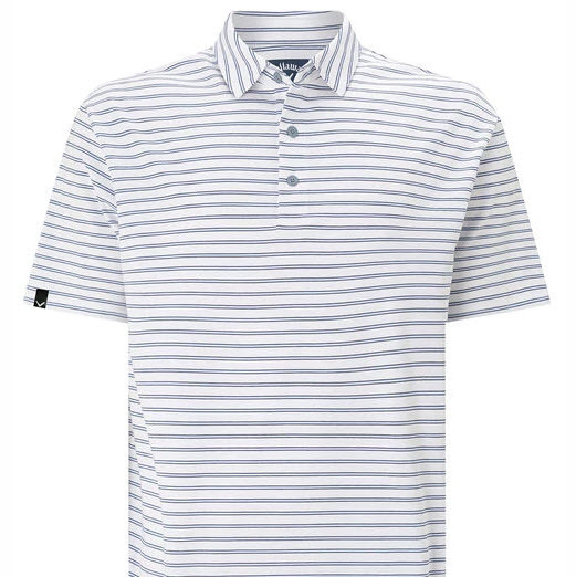 Moisture Wicking Cotton Polo