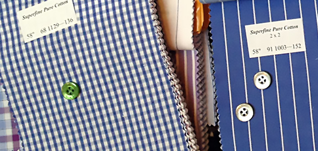How many types of fabric or cloths exist?