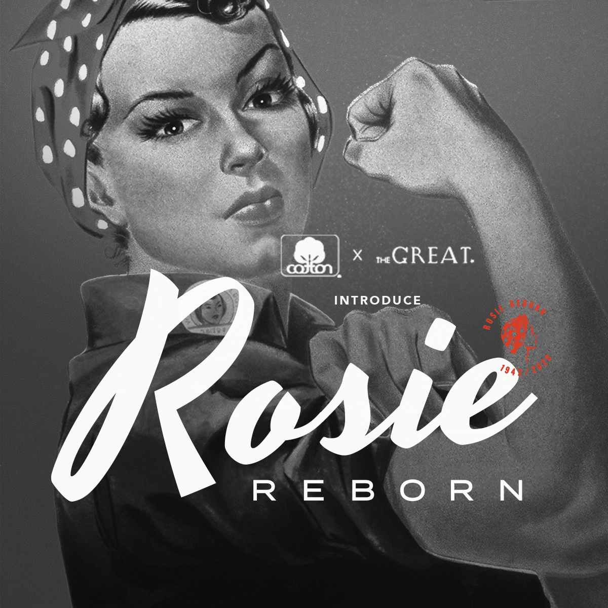 rosie the riveter reborn
