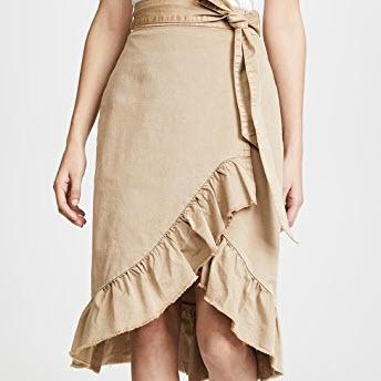 Ruffle Skirt Cotton