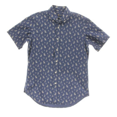 Sailboat Printed Shirt
